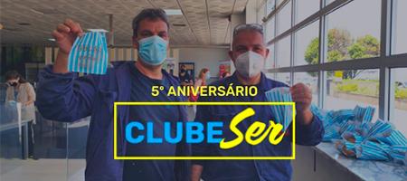 5º Aniversário do Clube Ser – Reveja os melhores momentos!